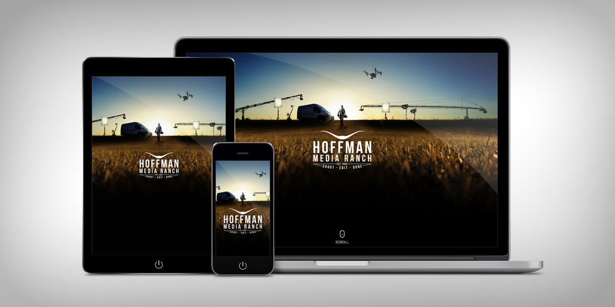 Hoffman Media Ranch Website