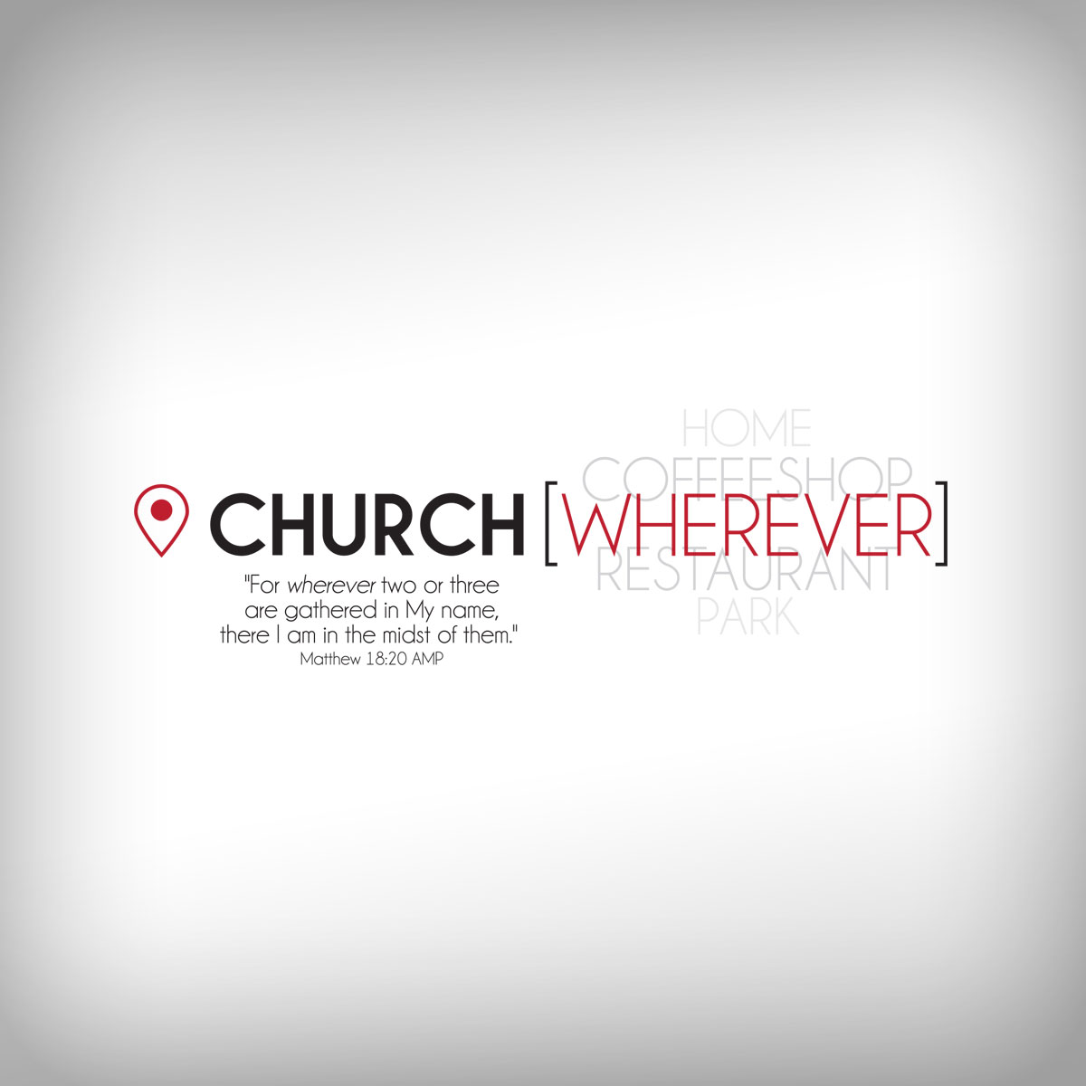 Church Wherever Logo
